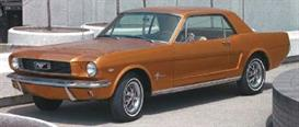 1966 Ford Mustang MVMA Specifications | eBooks | Automotive