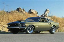 1969 Ford Mustang MVMA Specifications | eBooks | Automotive
