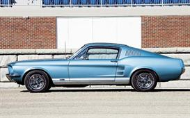 1967 Ford Mustang MVMA Specifications | eBooks | Automotive