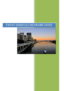 Expat Arrivals Brisbane Guide | eBooks | Travel