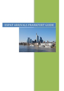 Expat Arrivals Frankfurt Guide | eBooks | Travel