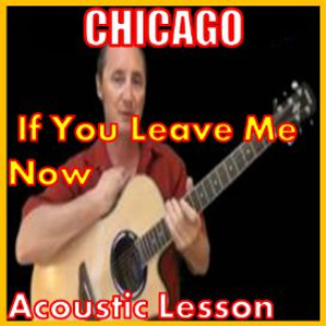 Learn to play If You Leave Me Now by Chicago | Movies and Videos | Educational