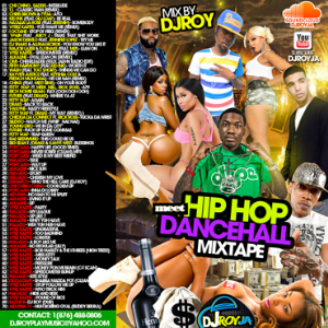 Dj Roy Hip Hop Meets Dancehall Mix 2015 | Music | Reggae