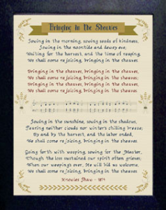 Bringing in the Sheaves Chart | Crafting | Cross-Stitch | Other