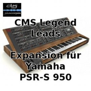 PSR-S 970 Legend Leads | Software | Audio and Video