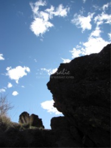Blue Skies While Hiking In Oregon | Photos and Images | Nature