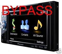 pioneer avic-f90bt f90bt nav video in motion bypass / hack