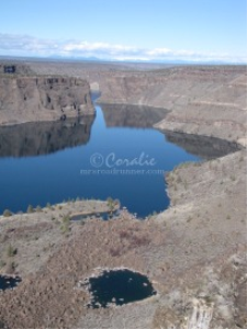 Pond At Lake Billy Chinook | Photos and Images | Travel