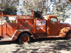 vintage water truck | Photos and Images | Vintage