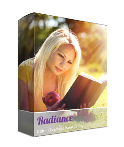 radiance color overlays