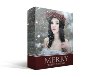 Merry Winter Overlays | Photos and Images | Digital Art