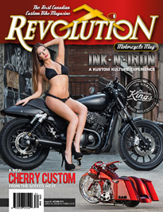 revolution motorcycle magazine vol.34 english
