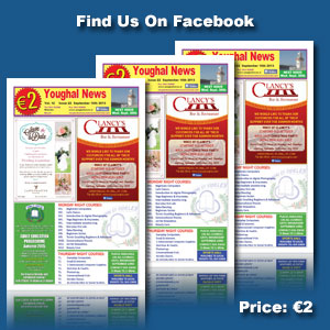 Youghal News September 16th 2015 | eBooks | Magazines
