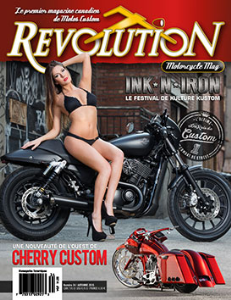 Revolution Motorcycle Magazine Vol.34 francais | Photos and Images | Entertainment