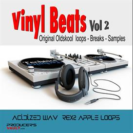Vinyl Beats Vol. #2 | Software | Add-Ons and Plug-ins