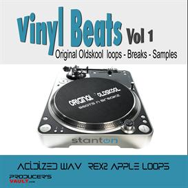 Vinyl Beats Vol. 1 & 2 | Software | Add-Ons and Plug-ins
