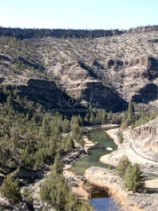 Crooked River And Canyon | Photos and Images | Travel