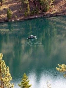 Fishing Lake Billy Chinook Oregon | Photos and Images | Sports