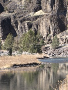 Reflection Views Crooked River | Photos and Images | Travel