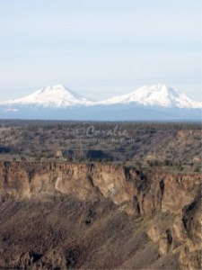 Three Sisters Mountains Oregon | Photos and Images | Travel