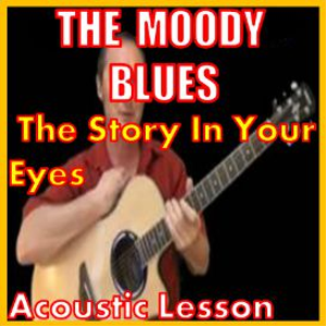Learn to play The Story In Your Eyes by The Moody Blues | Movies and Videos | Educational