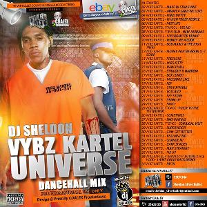 Silver Bullet Sound - Vybz Kartel  Universe Mixtape (2015) | Music | Reggae