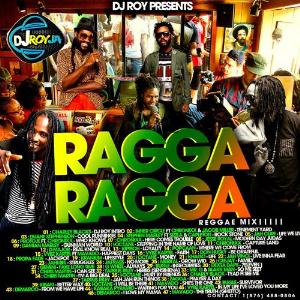 dj roy ragga ragga reggae mix 2015