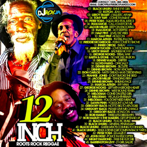 Dj Roy 12 Inch Old Hits Reggae Mix 2015 | Music | Reggae