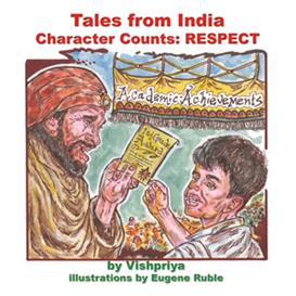 tales from india: character counts! respect