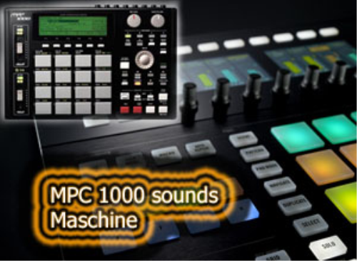 First Additional product image for - FREE MPC 1000 Maschine Expansion