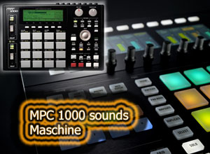 FREE MPC 1000 Maschine Expansion | Music | Soundbanks