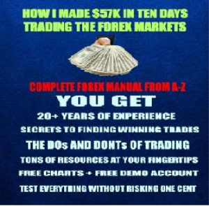 trade your way to riches - how i made $57k in 10 days trading the fx market