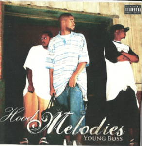 Hood Melodies - Young Boss - Lp | Music | Rap and Hip-Hop