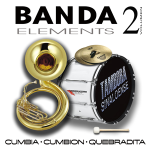 Banda Elements Vol 2 (Cumbia, Cumbion, Quebradita) | Software | Add-Ons and Plug-ins