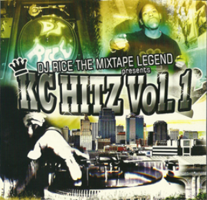 dj rice - kc hitz vol.#1 - mixtape