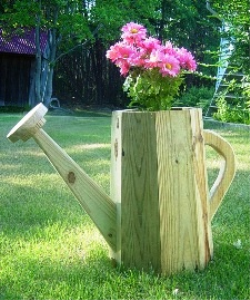Watering Can Plans | eBooks | Arts and Crafts