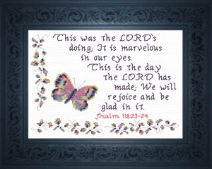 We Will Rejoice | Crafting | Cross-Stitch | Other