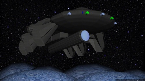 First Additional product image for - Starship Mundilfari Background