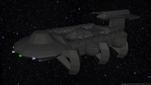 Third Additional product image for - Starship Mundilfari Background