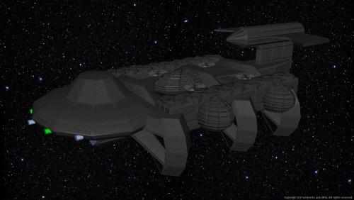 Third Additional product image for - Starship Mundilfari Background