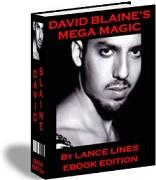 david blaine: mega magic