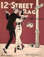 12th Street Rag 1921 ~ Kansas City Ragtime Music MP3 | Music | Oldies