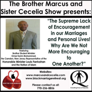 """The Supreme Lack of Encouragement in our Marriages and Personal Lives! Why Are We Not More Encouraging to One Another? 