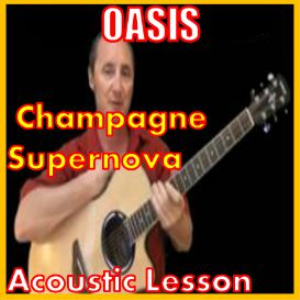 Learn to play Champgne Supernova by Oasis | Movies and Videos | Educational