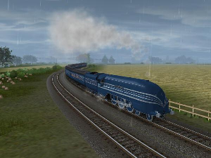 trainz dlc: coronation scot esd