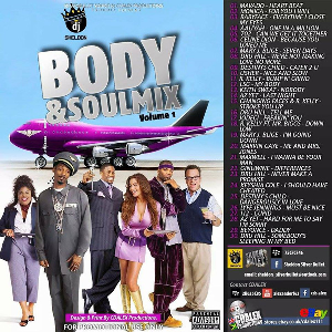 silver bullet sound - body & soul mix vol . 1