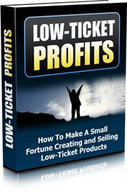 Low Ticket Profits - Bonus Video | eBooks | Internet
