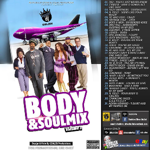 silver bullet sound - body & soul mix vol .2 (2015)