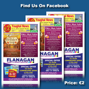 Youghal News September 30th 2015 | eBooks | Periodicals