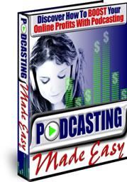 Podcasting Made Easy | eBooks | Business and Money